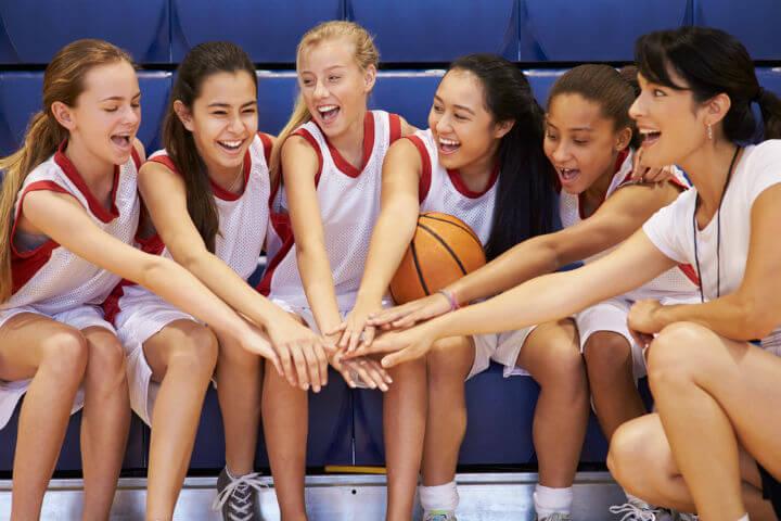 チームワークバスケ