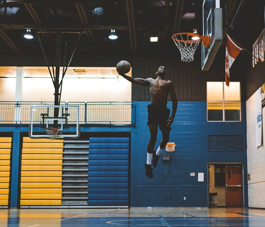 バスケ ジャンプ力アップ トレーニング