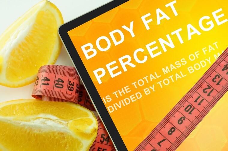 体脂肪率とは