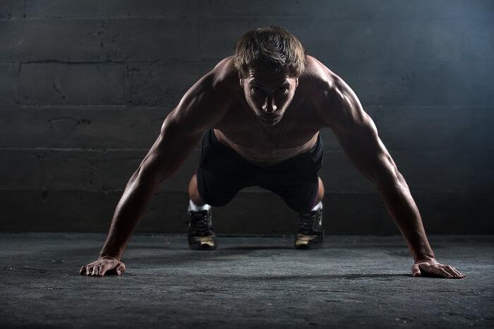 大胸筋 自重トレーニング6選