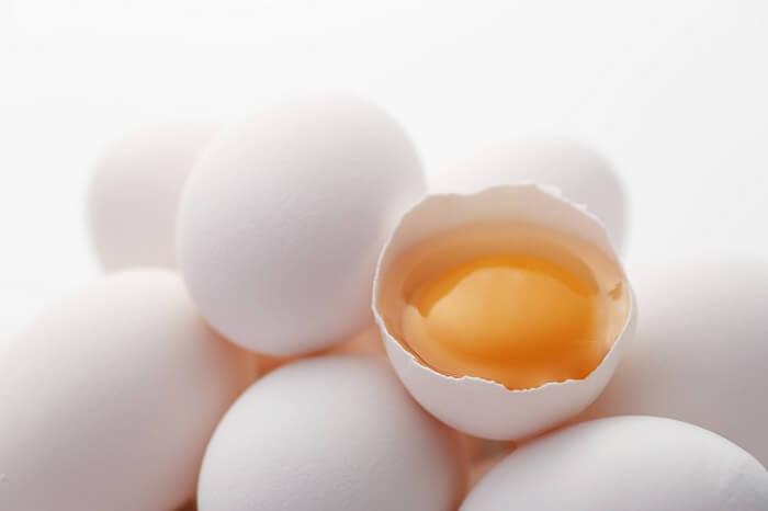 バルクアップ 卵