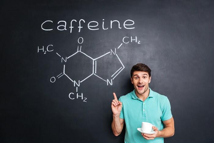 筋トレ コーヒー 成分