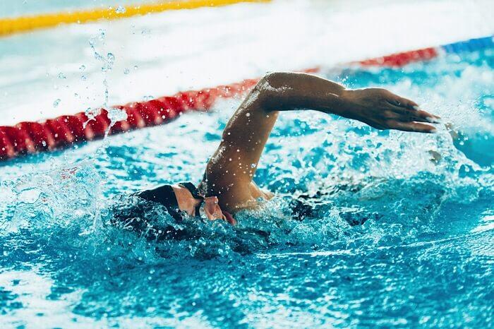 水泳消費カロリー