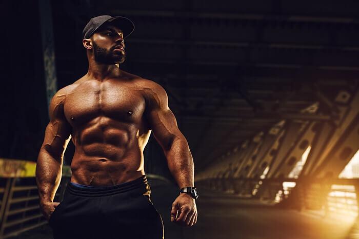 筋肉の回復スピード