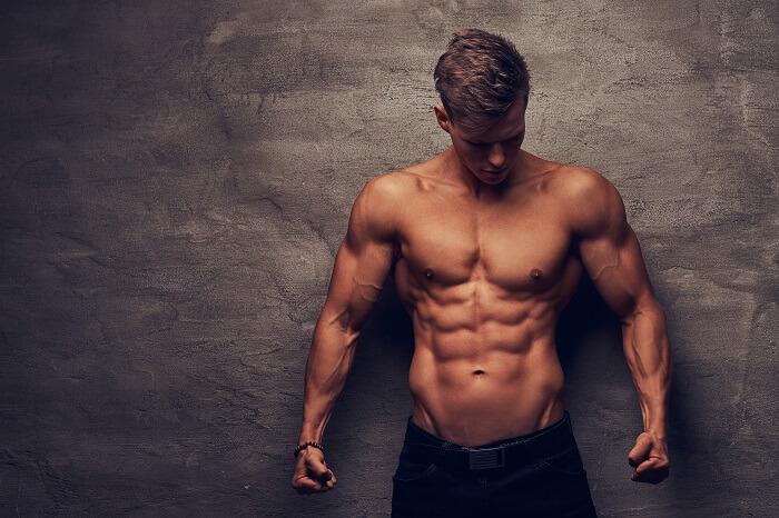 big3で鍛えられる筋肉