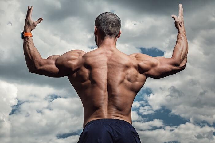 デッドリフトで鍛えられる4つの筋肉