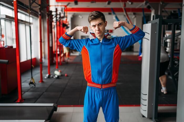 筋肉がつかない人の3つのパターン