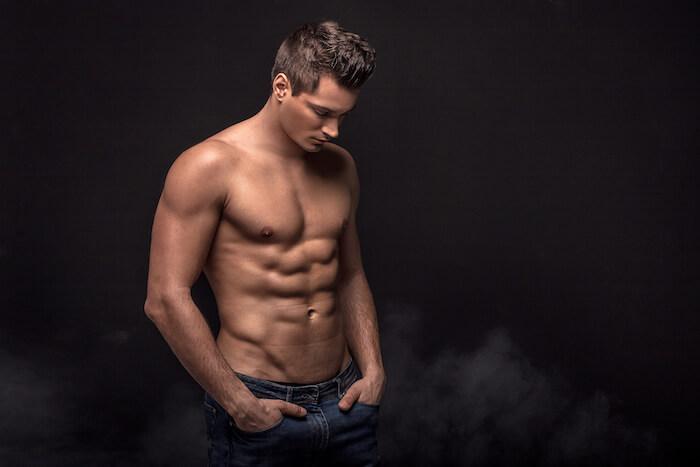 デッドリフトは上半身の筋肉が関与する