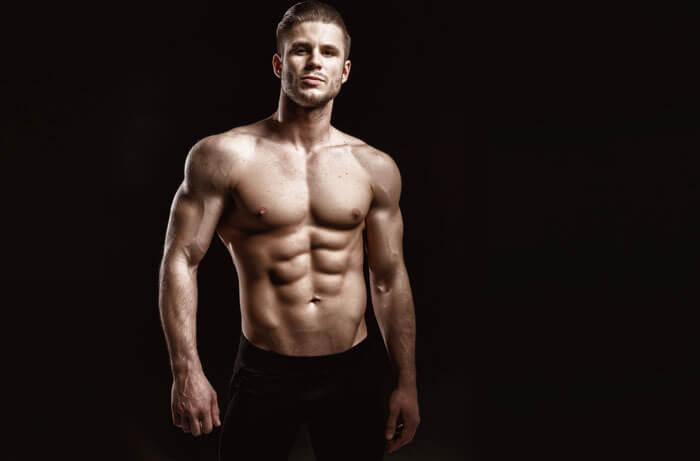 大胸筋をピンポイントで鍛えることができる