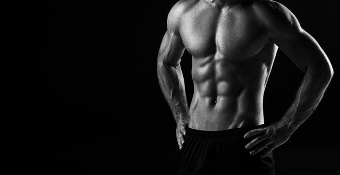 ①大胸筋下部が鍛えられて、キレのあるかっこいい胸筋に!