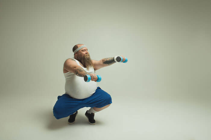 ①有酸素運動で皮下脂肪を効果的に落とせる