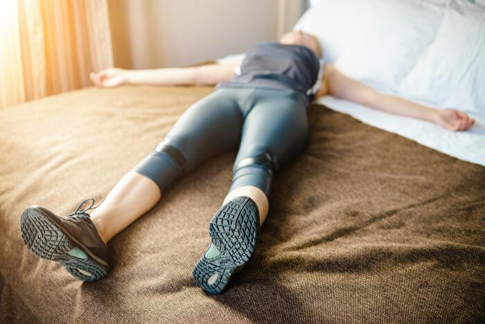 筋肉をつけるために必要な筋肉についての豆知識:超回復