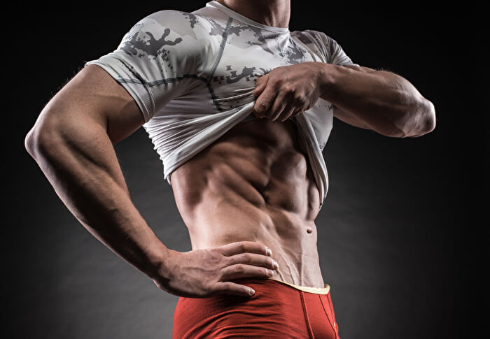 ②腹斜筋の集中強化で周囲に差をつける