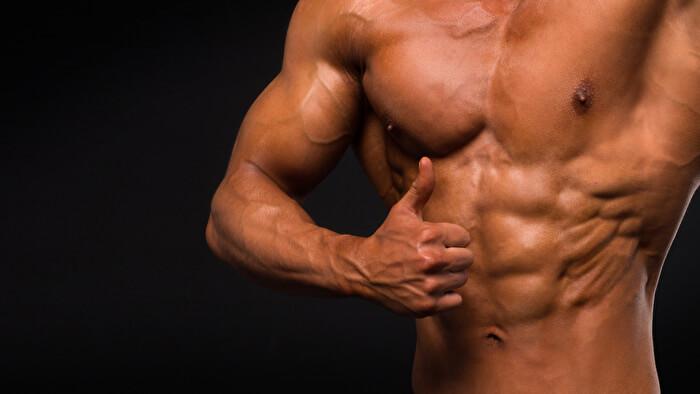 ①外腹斜筋を鍛えることでお腹周りが引き締まる