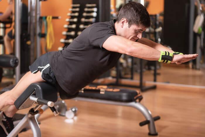 背筋自重トレーニングの効果を上げる3つのポイント